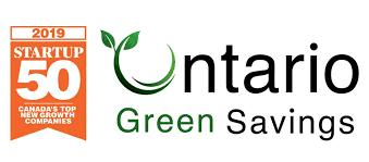 Logo - Ontario Green savings